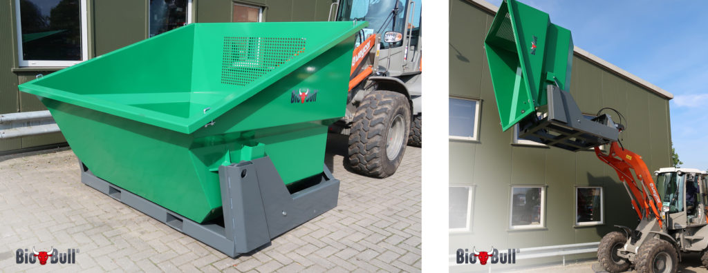 Bio Bull Crop Tipper 5