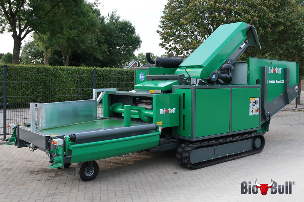 Bio Bull Crop Shredder Robust 270