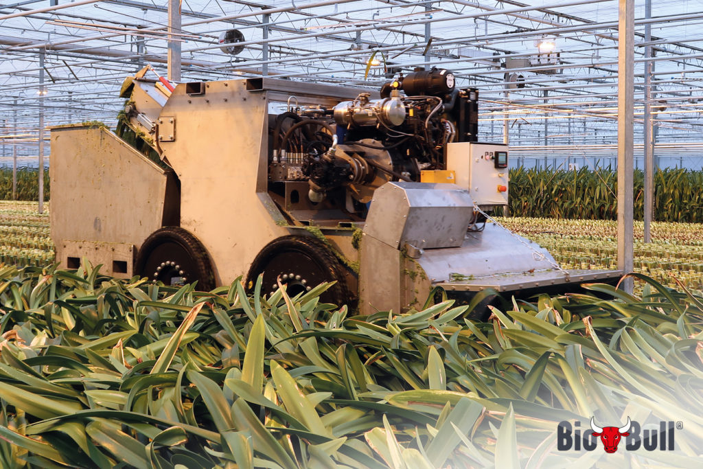 Bio Bull Leaf Mower